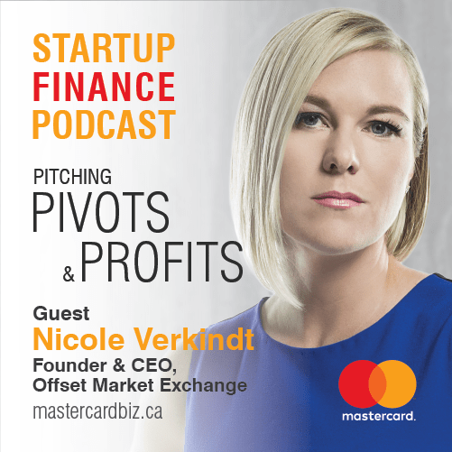 Nicole Verkindt on the Startup Finance Podcast