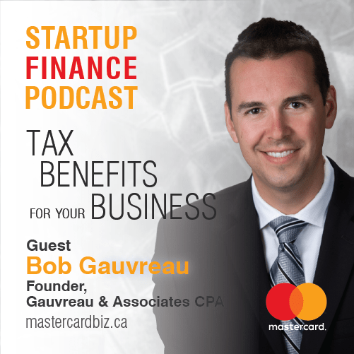 Bob Gauvreau on the Finance Podcast