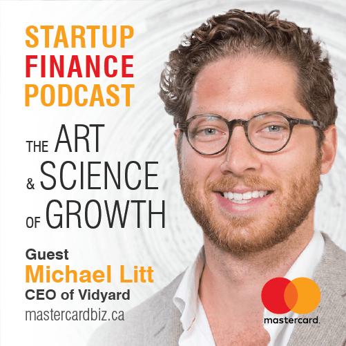 Michael Litt on the Finance Podcast