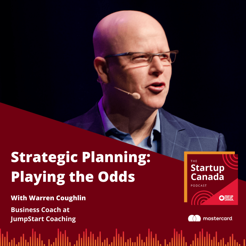 STRATEGIC PLANNING: PLAYING THE ODDS WITH WARREN COUGHLIN