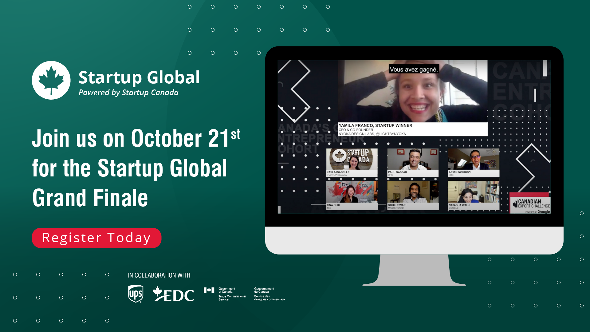 Startup Global Grand Finale