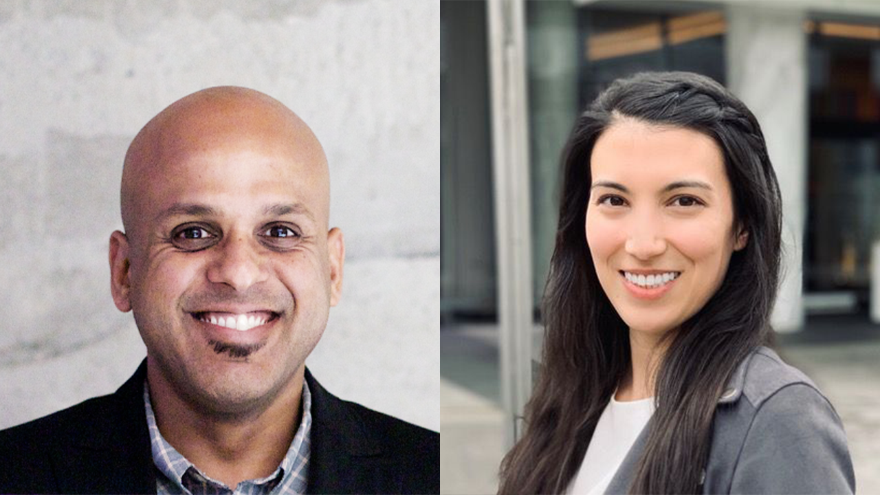 Startup Vancouver New Community Leaders Manuj Aggarwal and Chiara Toselli